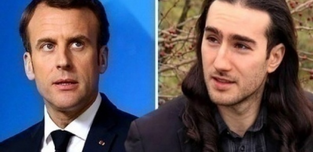 L'homme qui a giflé le président français Macron brise le silence
