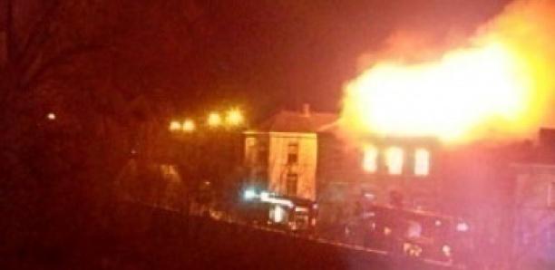Hôpital régional de Saint-Louis : Un incendie se déclare à la salle de réanimation