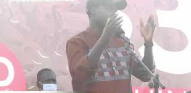 Célébration du 23 juin / Ousmane Sonko à la jeunesse : « Préparez-vous au combat! Il faut faire face à un président qui recrute des nervis »