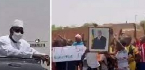 Des jeunes scandent son nom : Ému, Macky Sall «perd le contrôle»