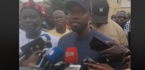 SONKO à Kaolack : « Si Macky circule avec l'argent du contribuable, tout le monde doit pouvoir le faire librement»