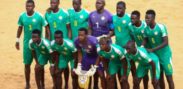 Les Lions du Beach Soccer seront reçus par Macky Sall