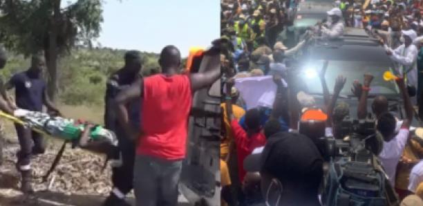 Tournée économique de Macky Sall : Encore un mort…