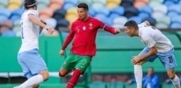 Amical : le Portugal termine par un succès contre Israël