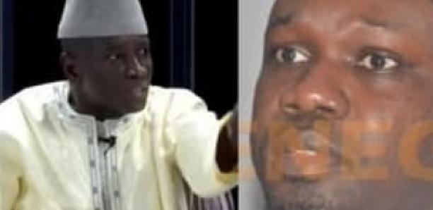 """Aly Ngouille Ndiaye : """"Sonko diambar la…"""