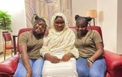 Photos Des Jumelles Yolande Et Mame Binta De La Série Maitresse D'un Homme Marié