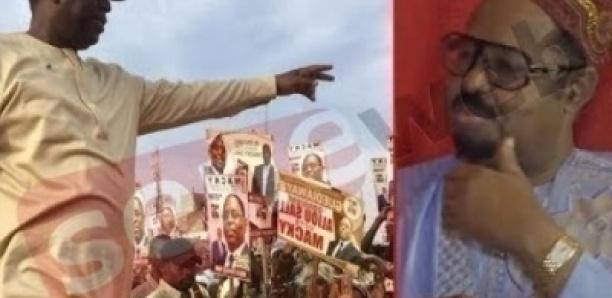 Exclusion de Cissé Lô : Ce qu'Ahmed Khalifa Niasse conseille à Macky