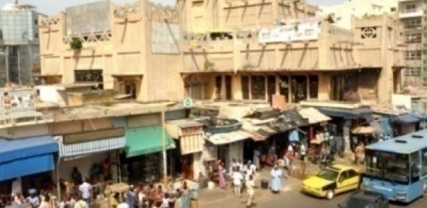 Dernière minute: La démolition du marché Sandaga reportée après la Tabaski.