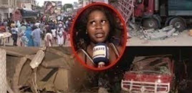 Urgent:Grave accident à Guédiawaye,un camion atterrit  dans un restaurant