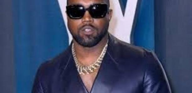 Le rappeur Kanye West a été admis à l'hôpital
