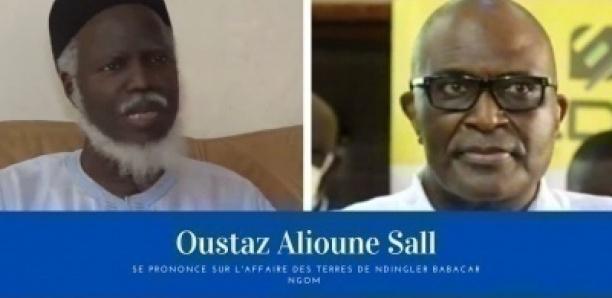 Litige foncier à Ndingler : Les conseils de Oustaz Aliou Sall à Babacar Ngom