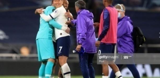 Premier League : Tottenham se reprend contre Everton