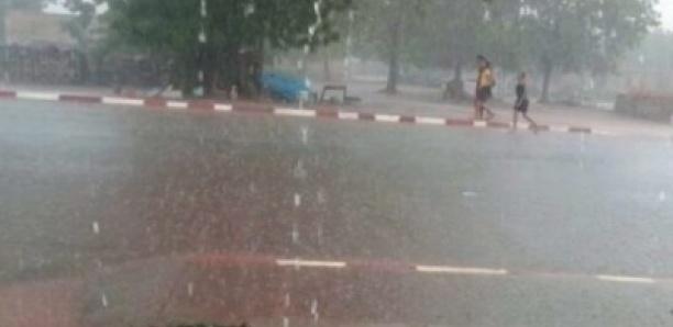 Il y aura des pluies et des orages dans 4 régions sénégalaises, selon l'ANACIM