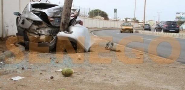 Corniche ouest, violent accident : pluie et vitesse en cause…