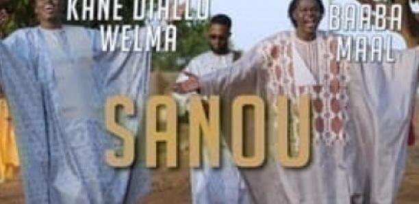 """Kane Diallo sort enfin son clip """" Sanou"""" feat Baba Maal"""