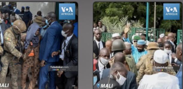 Les images de l'assassinat manqué du président Malien…
