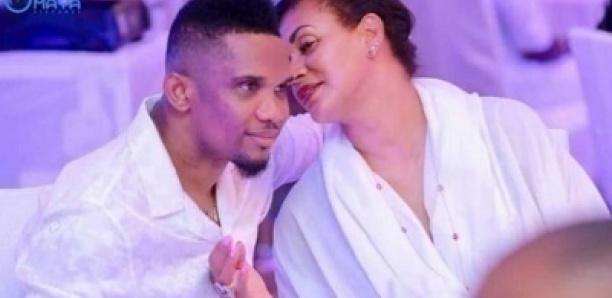 Samuel Eto'o fait une nouvelle déclaration d'amour à sa femme : la publication fait sensation sur internet