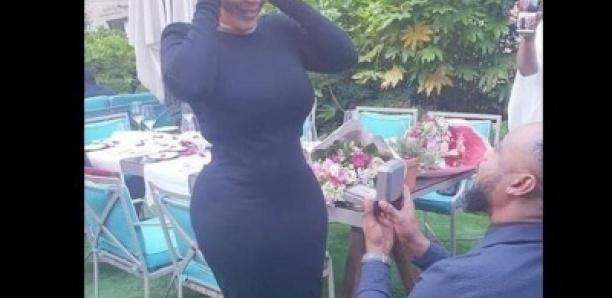 Emmanuelle Keita a dit oui à Peter OO7: Voici les images