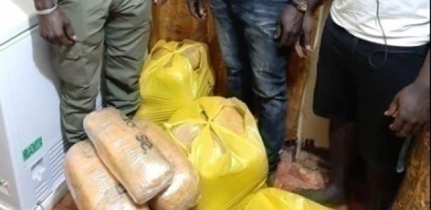 Guinaw-Rails: Ils dissimulaient de la drogue dans des bouteilles de gaz de 12kg