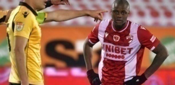 Testé positif à la cocaïne: Le Sénégalais Magaye Gueye joue de nouveau
