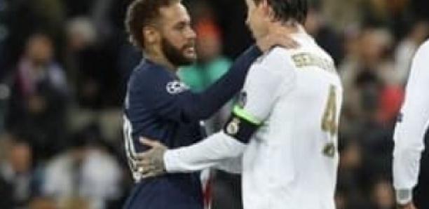 PSG : Sergio Ramos confirme l'appel du pied de Neymar…
