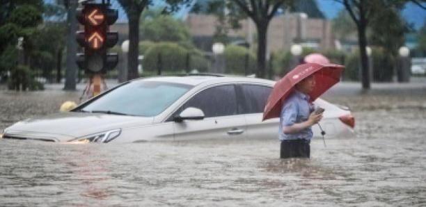 Inondations en Chine : Zhengzhou submergée, des morts dans le métro...