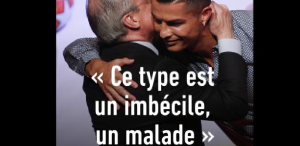Quand Florentino Pérez (Real Madrid) s'en prenait à Cristiano Ronaldo et José Mourinho