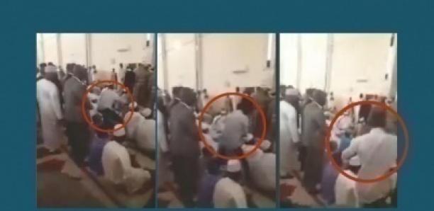 Tentative d'assassinat de GoÏta: les images montrant l'attaque de l'assaillant
