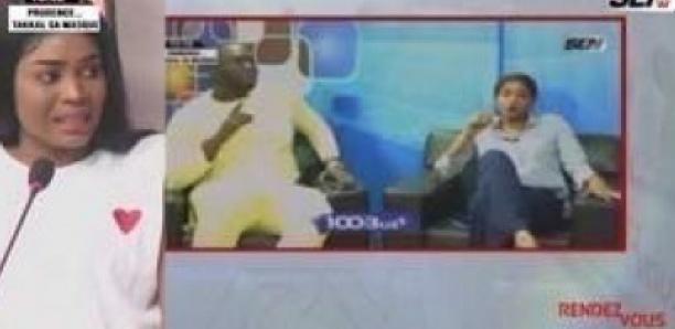 """Nafi Dièye se déchaîne sur les chroniqueurs de Dtv:""""Liniou def c'est vraiment malsain mann doumalen"""