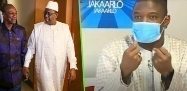 Virus du 3e mandat – Pape Djibril Fall : « Sénégal mom manoul wakh dara Alpha Condé Ndakh… »