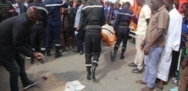 KOLDA : UN ACCIDENT IMPLIQUANT DES MOTOCYCLISTES FAIT 2 MORTS