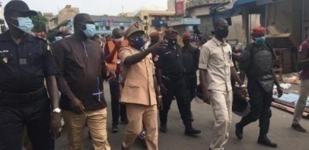 Sandaga : Abdou Karim Fofana réussit un coup de maître