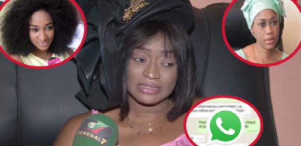 Audio fuité, Kiné Badiane réagit et fait des révèlations « Sama Papa… »