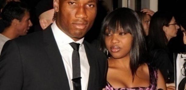 « Je ne vais pas le forcer », la femme de Didier Drogba fait une annonce sur leur vie de couple