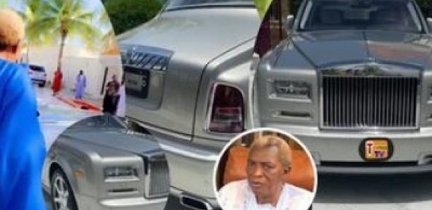 Touba : La nouvelle voiture de Serigne Abdou Karim Mbacké..