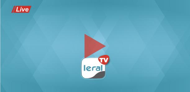 Suivez Leral TV en direct sur TNT et depuis BuzzSenegal.com