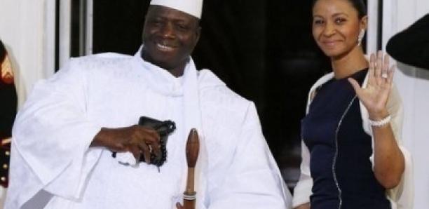 Zeinab L'ex Femme De Yahya Jammeh Traquée Au Etats Unis