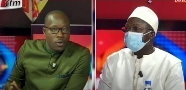 Mamadou M. Ndiaye raille Omar Gueye: « Yaw Mom Sa Serigne Baxna Ndax