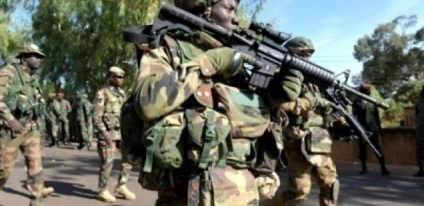 Ce qu'on sait des 208 soldats sénégalais testés positifs