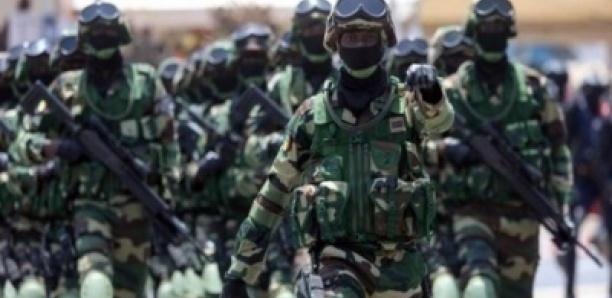 CORONAVIRUS DANS L'ARMÉE : LES 208 SOLDATS TOUS GUÉRIS !