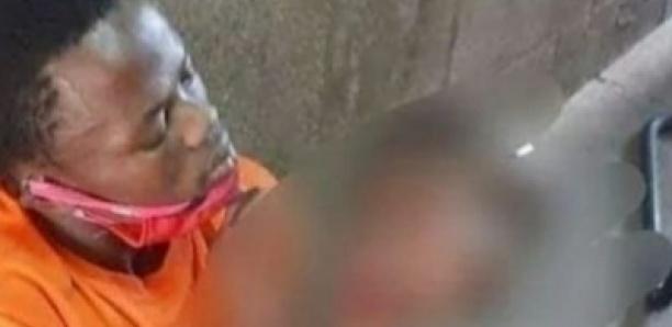 Un homme arrêté avec la « tête d'un enfant » devant le parlement