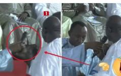 Kawtef : Xeuthio Micro Entre Khadim Samb Et Ablaye Mbaye Pékh : Président Bila ñépp Bayé Maa