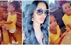 Adja Diallo Dévoile Ses Enfants Et Montre Sa Beauté Dans Sa Nouvelle Voiture De Luxe