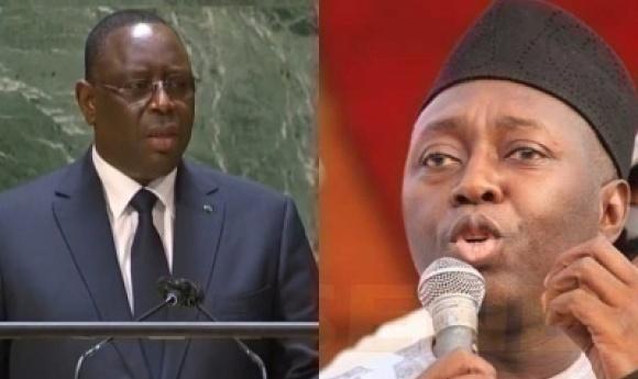 """Tribune De L'onu : Mamadou L. Diallo Descend En Flammes Macky Pour Avoir """"quémandé 252 Milliards…"""""""