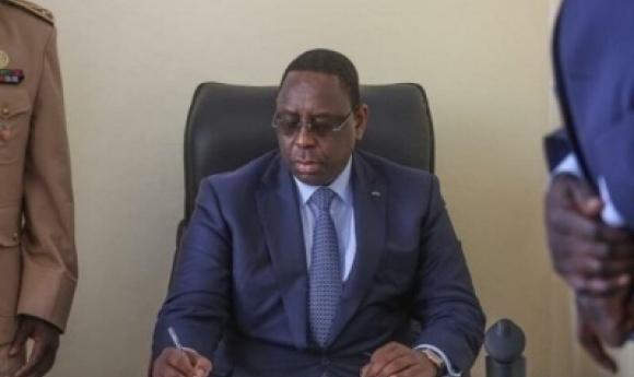 A Peine Revenu Au Sénégal, Macky Sall Prend Une Grande Décision (décret – Document)