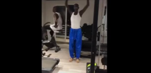 Quand Gorgui Sy Dieng et Pére Mbaye Ngoné font du Sport