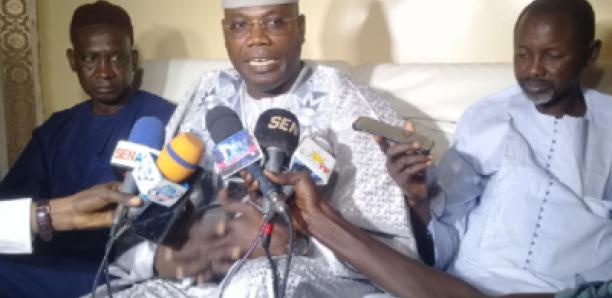 """Locales à Touba: """"La liste n'est pas celle de Bby mais du Khalife"""", Cheikh A. B. Doly Mbacké"""