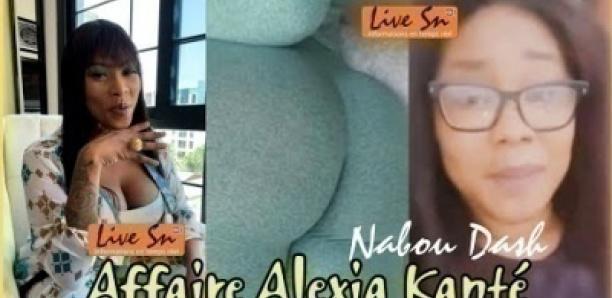 Nabou Dash sur l'affaire Alexia Kanté