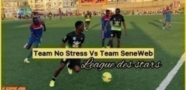 League des Stars: Team Abba Vs Team SeneWeb