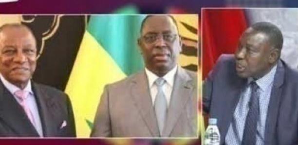 Visite privée de Alpha Condé au Sénégal, rencontre avec Macky à Popenguine...